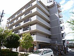 京都府京都市伏見区小栗栖森ケ淵町の賃貸マンションの外観