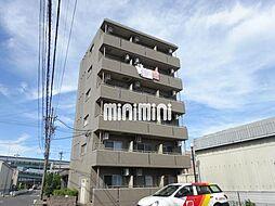 愛知県名古屋市西区山木1丁目の賃貸マンションの外観