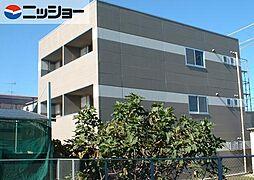 ジュネスKOKAMO[3階]の外観