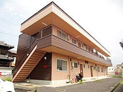 川崎ハイツ[2D号室]の外観