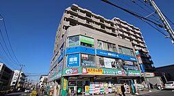 渋谷ビル[4階]の外観