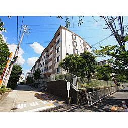 奈良三条町住宅3号棟[4階]の外観
