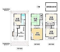 桃谷駅 1,480万円