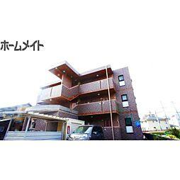 三重県四日市市ときわ2丁目の賃貸マンションの外観