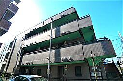 ジュネス・ドミール[3階]の外観