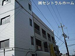 ニュー松屋マンション[3階]の外観