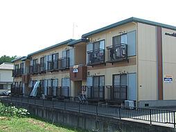 パナハイツ山田[202号室]の外観