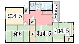 京口駅 4.6万円