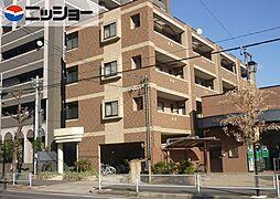 ソレイユ勝川[4階]の外観