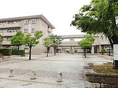 中学校清泉中学校まで726m