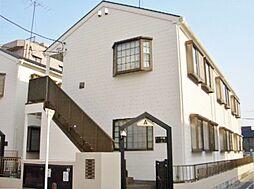 東京都足立区谷中5丁目の賃貸アパートの外観