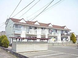 メルベーユ野崎[2階]の外観