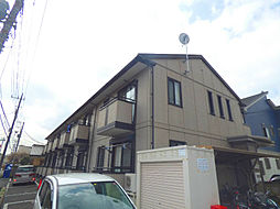 埼玉県さいたま市桜区栄和1の賃貸アパートの外観