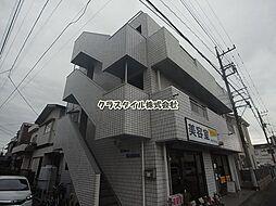 神奈川県相模原市南区新磯野1丁目の賃貸マンションの外観
