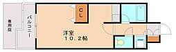 JGM大橋[1階]の間取り
