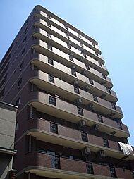 神奈川県川崎市幸区中幸町4丁目の賃貸マンションの外観