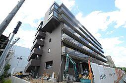 兵庫県西宮市芦原町の賃貸マンションの外観