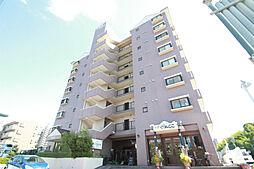 愛知県日進市栄2の賃貸マンションの外観