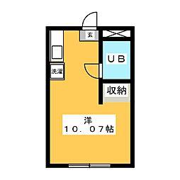 セトルハウス[2階]の間取り