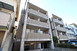 広島県広島市安佐北区落合1丁目の賃貸マンションの外観