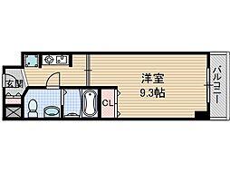エミネンス南茨木2番館[2階]の間取り