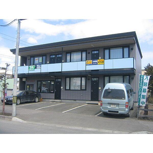 サウスプレイス 2階の賃貸【北海道 / 北見市】
