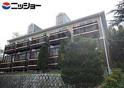 オークヴィラ三番館[2階]の外観