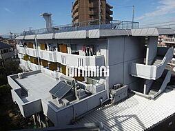 マンションヒラノB棟[1階]の外観