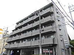レオ松本[3階]の外観
