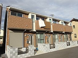 [テラスハウス] 茨城県つくばみらい市陽光台 の賃貸【茨城県 / つくばみらい市】の外観