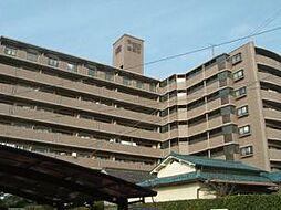 ライオンズマンション瓢箪山[8階]の外観