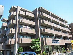 京都府京都市左京区修学院沖殿町の賃貸マンションの外観