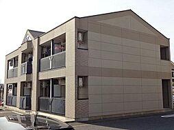 愛知県一宮市西五城字杁先南の賃貸アパートの外観