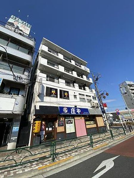 イズリントンコート 4階の賃貸【東京都 / 東村山市】