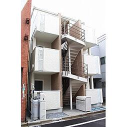 ポルト・ボヌール綾瀬[101号室]の外観