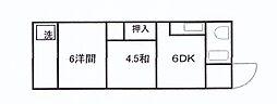 県病院前駅 3.8万円