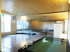 名湯 熱川温泉の大浴場