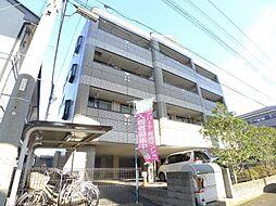 千葉県松戸市東松戸1丁目の賃貸マンションの外観