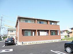 三重県四日市市松本3丁目の賃貸アパートの外観