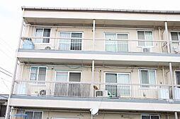多摩マンション[3階]の外観