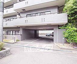 京都府京都市左京区上高野八幡町の賃貸マンションの外観
