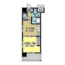 MANAKA BLD[205号室]の間取り