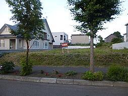 土地(星置駅からバス利用、372.09m²、1,050万円)