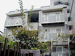 コーポジャルディーノ[1階]の外観