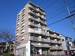 シャトーみなみ[5階]の外観