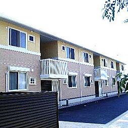 福岡県北九州市小倉南区葛原本町4丁目の賃貸アパートの外観