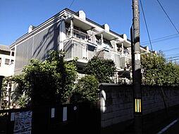ヴィラプリムローズ[2階]の外観