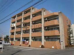 京都府京都市南区上鳥羽西浦町の賃貸マンションの外観