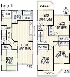 高蔵寺駅 2,599万円