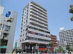 埼玉県春日部市粕壁1丁目の賃貸マンションの外観